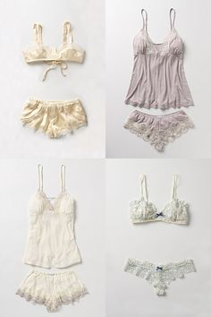 Anthropologie intimates