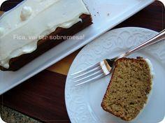 Bolo de melado de cana: Este bolo não precisa de muita apresentação, simplesmente é uma coisa de louco. A receita original (americana) que vi deste bolo era de um bolo ...