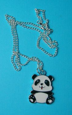 panda necklace!