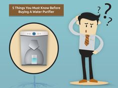 Things to Know Before Purchasing A water Purifier