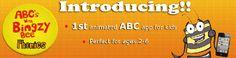 ABC's with Bingzy Bee: Phonics