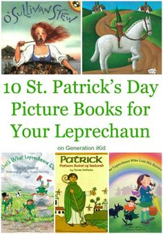 St. Patrick's Day Picture Books