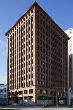The Guaranty Building, 1895-6