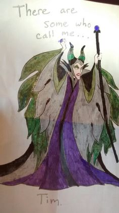 Maleficent could have been improved by a healthy dose of Monty Python.