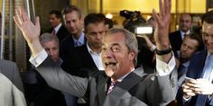 Now what? EU Referendum Result: The UK Has Voted To Leave The European Union, Broadcasters Declare Brexit Victory