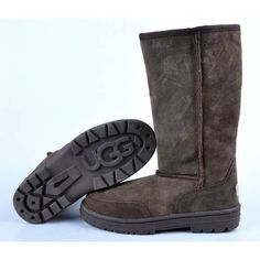 UGG Ultra Tall Boots 5245 Chocolate  http://uggbootshub.com/ugg-boots-tall-ugg-ultra-tall-boots-5245-c-5_56.html
