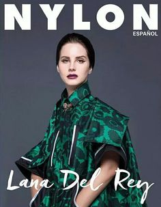 (Cover 4) Lana Del Rey covers Nylon Español Magazine's fall/winter anniversary issue (Sept.2015) #LDR