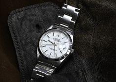 #Rolex #Datejust #16200 #1995 #white #dial #steel #watches #steinermaastricht #maastricht #thenetherlands