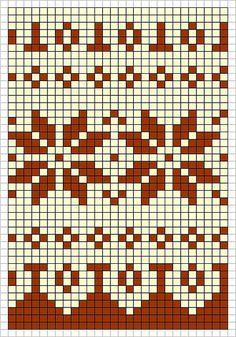 Ravelry: Chart pattern by Sini Huupponen