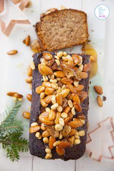 Błyskawiczny piernik bez glutenu - Lawendowy Dom Sweet Bread, Lchf, Gluten Free Recipes, Free Food, Feta, Banana Bread, Dom, Almond, Cereal