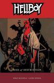 Hellboy, Volume 1: Seed of Destruction