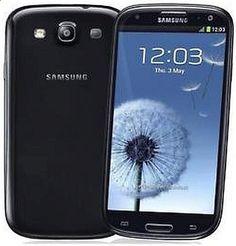 Cheap Smartphones - Samsung Galaxy S3 SIII SCH-I535 - 16GB BLACK (Verizon)(Page Plus) Smartphone #Samsung #Bar