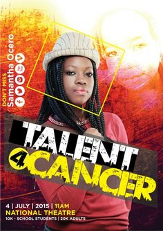 This July! Hope Flag Campaign is holding a Talent for Cancer Event to raise money for Cancer Patients and I have been given the honour of being their artist performance! Can't wait! Hope to see you all there!