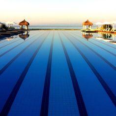 Infinity pool Özdere Turkey