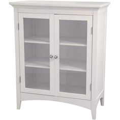 @Overstock - Elegant Classique double floor cabinet will enhance your home decor   Decorative piece of furniture adds an attractive storage space to any bathroom   Cabinet provides much-needed room for toiletries and towelshttp://www.overstock.com/Home-Garden/Classique-Double-Floor-Cabinet/3164643/product.html?CID=214117 $104.44