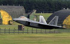 Télécharger fonds d'écran Lockheed F-22 Raptor, de chasseurs, d'avions militaires, de l'US Air Force, etats-unis, F-22, Boeing