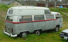 12 самых крутых пользовательских VW Campervans когда-либо построенных - Mpora