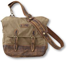 e116a970c8 Vintage-look Tilley bag.