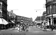 Ealing, c.1955, from Francis Frith