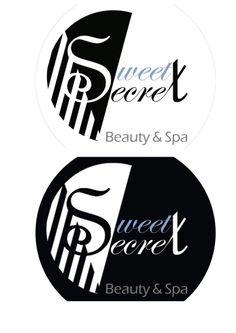 Logo ... sweet secret ...  by me Carolina Nasser ...hpoe you like it 😊