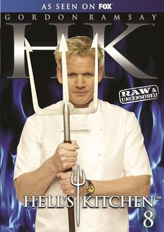 Hell's Kitchen: Season 8 (Pre-Order)  source: www.vei.tv