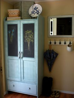 DesignDreams by Anne: The Pantry Joins In, hack of ikea childrens wardrobe