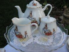 peter rabbit tea