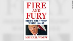 """The publisher of """"Fire and Fury,"""" Michael Wolff's new book about President Trump is rushing it onto bookshelves."""
