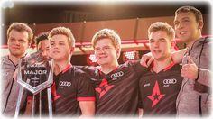 Audi Deal Menjadi Sponsor Resmi Dari Team Esport Astralis