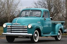 Classic '51 Chevy 3100