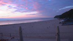 Gdynia, 06.34 http://xc.pl/gdynialive - kamera na żywo z gdyńskiej plaży