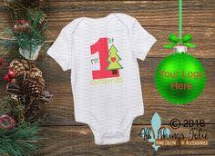 Baby Bodysuit Mockup Photo - White Short Sleeve Bodysuit Christmas Mock-Up Image by AllThingsJolie78 on Etsy https://www.etsy.com/listing/494381949/baby-bodysuit-mockup-photo-white-short