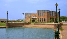 Arkansas Support Network, LEED Certified, designed by Allison Architects, Inc