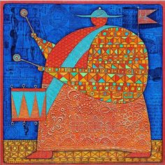 Celebrate ~ by Wlad Safronow, Ukranian artist, born 1965 in Kharkov, Ukraine.