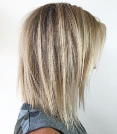 50 No-Fail Medium Length Hairstyles for Thin Hair - Hair Perfect Medium Hairstyles. - 50 No-Fail Medium Length Hairstyles for Thin Hair – Hair Adviser, - Thin Straight Hair, Thin Hair Cuts, Medium Length Hair Cuts Straight, Medium Straight Hairstyles, Haircuts For Straight Fine Hair, Lob For Thin Hair, Medium Length Bobs, Short Thin Hair, Medium Layered