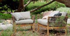 Eco Outdoor - Furniture - Lounge + Low Seating - Hutt