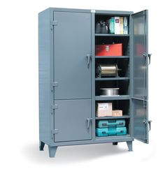 4 Compartment Storage Cabinet Our Heavy Duty 12 Gauge When You Locking Bometal