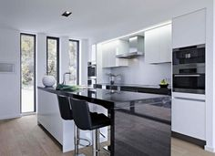 Minimalistic House in Ahlen, Germany - UltraLinx