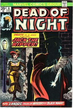Jack the Ripper comic