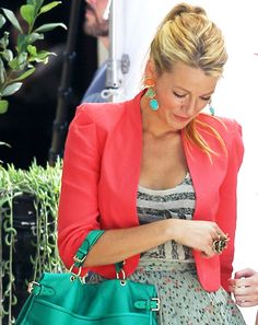 Blake Lively... Lookin good