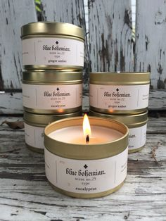 A personal favorite from my Etsy shop https://www.etsy.com/listing/399626445/bohemian-traveler-soy-candle-handmade