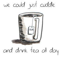 du thé à l'amour