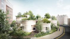 Thomas Heatherwick Unveils Design for Maggie's Centre in Leeds,© Heatherwick Studio