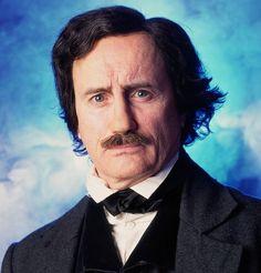 Jeffrey Combs as Edgar Allan Poe
