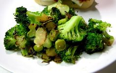 Pan-Roasted Broccoli Recipe - Food.com