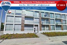 VENDA – Moderno T2 Vilar de Andorinho Excelente apartamento T2 moderno com lugar de garagem. Quarto com roupeiro. Uma casa de banho completa. Cozinha totalmente equipada e com lavandaria. Pav…