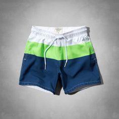 Buell Mountain Swim Shorts