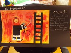 Thema de brandweer. School Themes, Projects, Yahoo, Painting, Water, Firefighters, Activities, Firefighter, Fire Department
