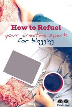 Blogging can be amazing. But sometimes your creativity starts to wane, and then it gets really hard. Here are 6 things to do when you feel unmotivated to #blog.