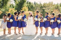 When Andria Lewis Events is your planner, glam is expected. Gorgeous wedding in Mississippi featured on the blog today.